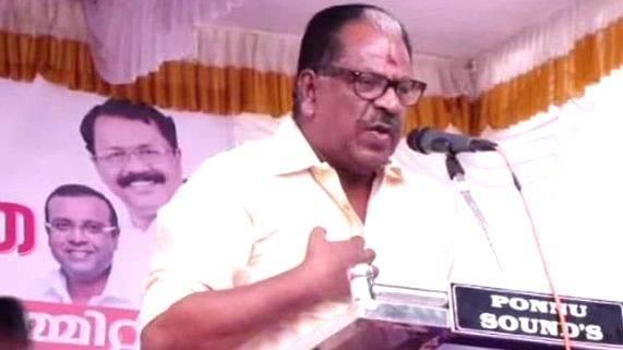 Having been denied bail, Kollam Thulasi goes into hiding