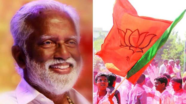 Kummanam Rajashekaran bagged a ticket to contest from Thiruvananthapuram constituency